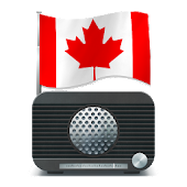 Radio Player Canada: Internet Radio Player App icon
