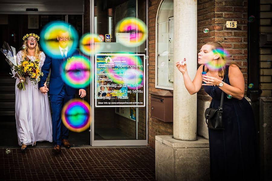 Wedding photographer Patrick Billen (Wondermooi). Photo of 15.07.2019