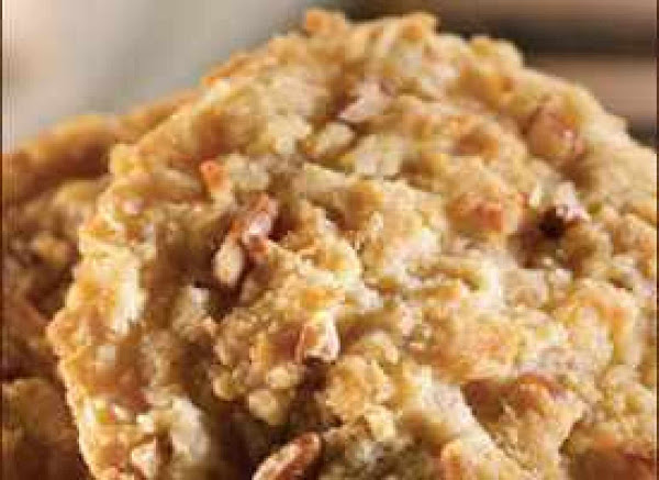 Coconut-pecan Cookies Recipe