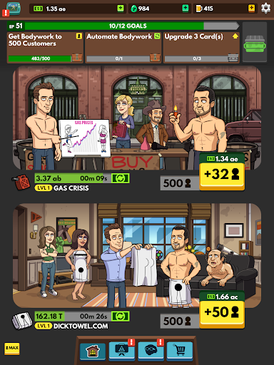 Itu2019s Always Sunny: The Gang Goes Mobile screenshots 6