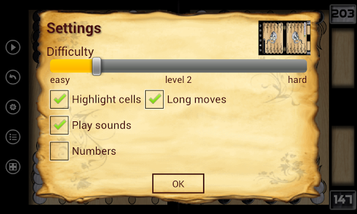 Backgammon u043enline apkmind screenshots 8