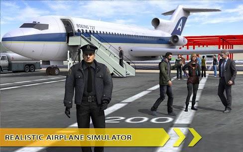 City Airport Super Flights 3D 2