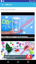 Nifty DIY Hacks - screenshot thumbnail 01
