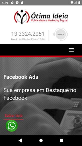 Ótima Ideia - Agência de Marketing Digital screenshot 1