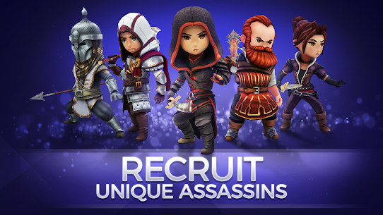 Assassin's Creed Rebellion 1.1.1 (Free Shopping) Mod Apk + OBB Data 4