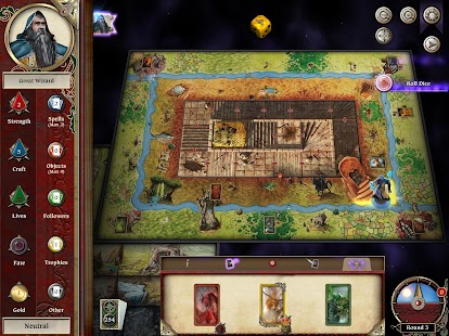 Talisman: Origins Screenshot