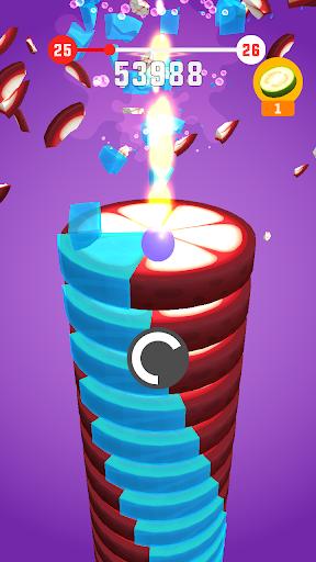 Stack Ball - Fruit Crush screenshot 3
