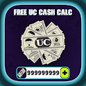 Free UC & Battle Points Counter For Pubg icon