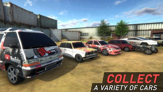 Garage 54 – Car Tuning Simulator MOD APK [Cheap Shopping] 4