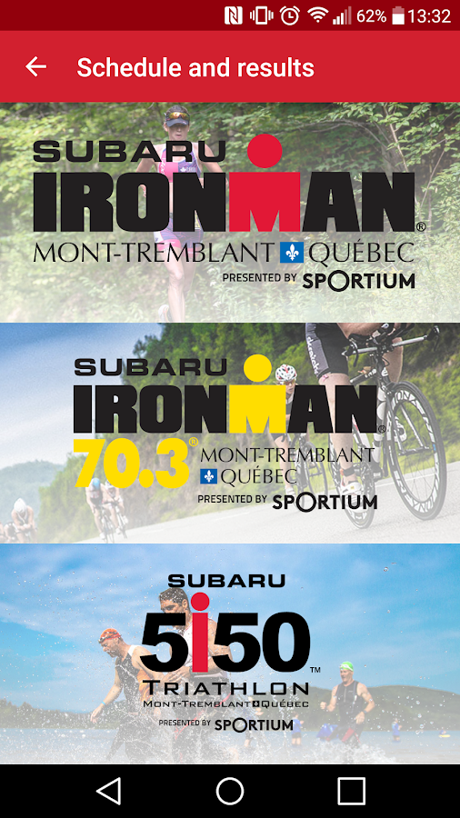 IRONMAN Mont-Tremblant- screenshot