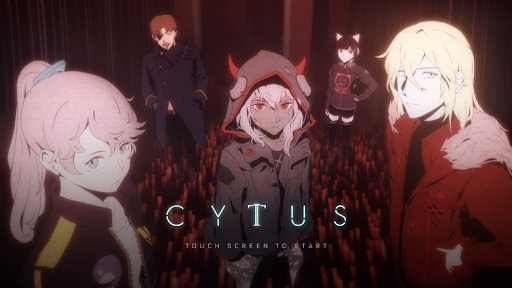 Cytus II androidiapk screenshots 1