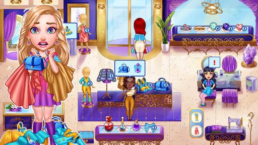 Emma's Journey: Fashion Shop apkpoly screenshots 5