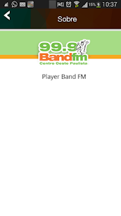 Band FM 99.9- screenshot thumbnail