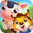 My First Animals ~ Animal sounds games for babies Icône