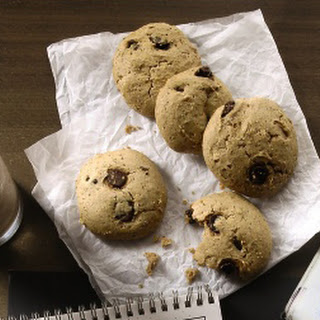 Chocolate Chip and Almond Butter Cookies