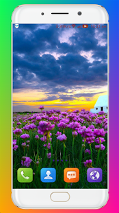 Download Purple Flower Wallpaper For PC Windows and Mac apk screenshot 7