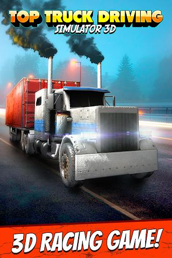 Top Truck Driving Simulator 3D
