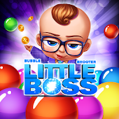 Little Boss Bubble Game