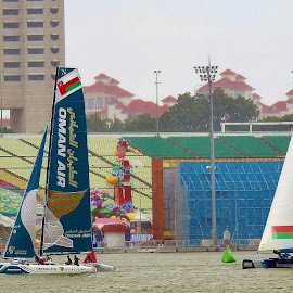 by Koh Chip Whye - Sports & Fitness Watersports