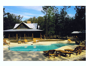 Photo: Poolside at the Lodge