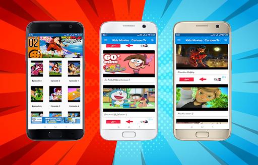 Kids Movies : Cartoon Tv 9.0 screenshots 2