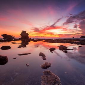 Melasti Beach by Kosmas Fikie Aryadi - Landscapes Waterscapes ( bali, kfa, indonesia, landscapes, travel photography )