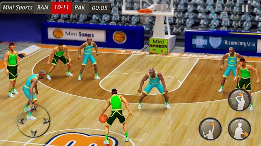 Basketball strikes 2019: Play Slam Basketball Dunk 1.0.3 screenshots 4