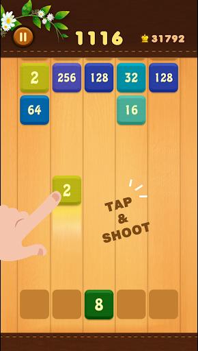Shoot 2048 1.3.6 screenshots 1