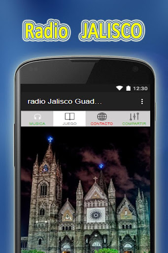 radio Jalisco Guadalajara fm  screenshots 2