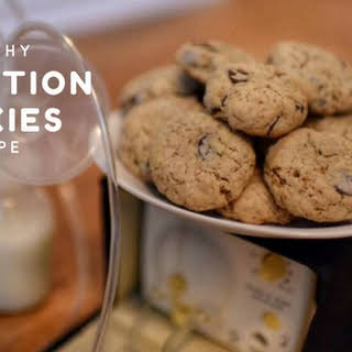 Healthy Lactation Cookies.