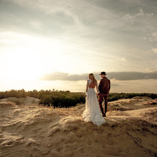 Wedding photographer Inna Cimbalistaya (inna2007). Photo of 15.06.2018