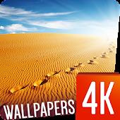 Deserts Wallpapers 4K