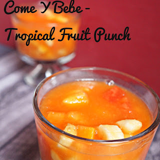 Tropical Fruit Punch Recipes.