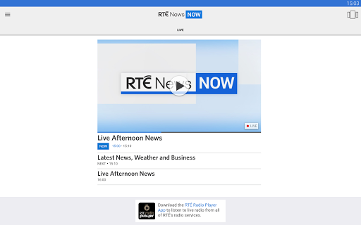 RTÉ News Now screenshot 9