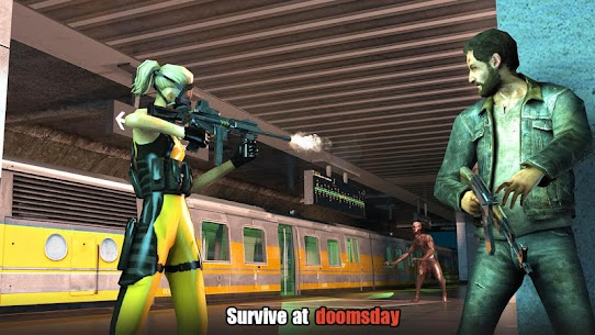 Hopeless Raider – Zombie Shooting Games 6