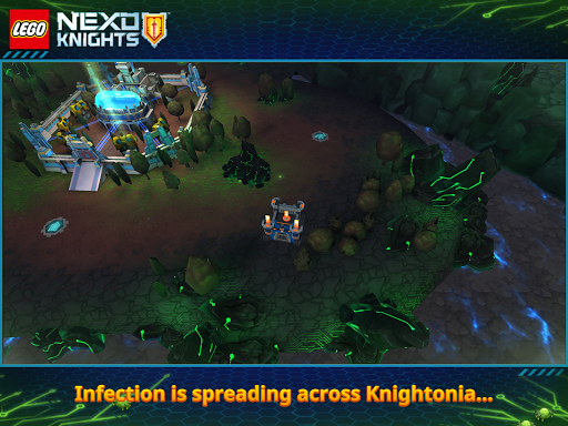 LEGO® NEXO KNIGHTS™: MERLOK 2.0 screenshot 15