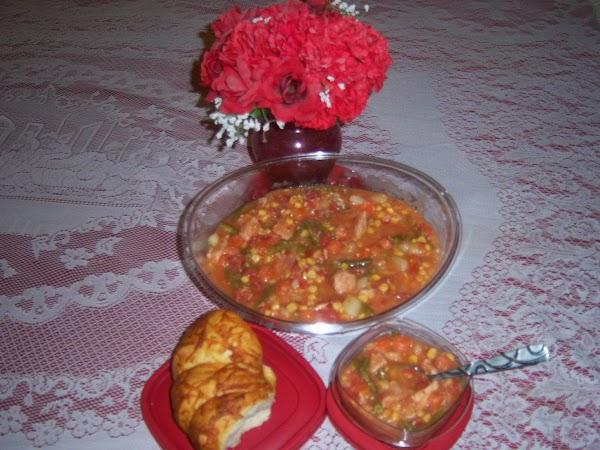 Spicey Pork Stew Recipe