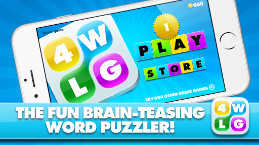 Four Word Link Game 2.7 screenshots 5
