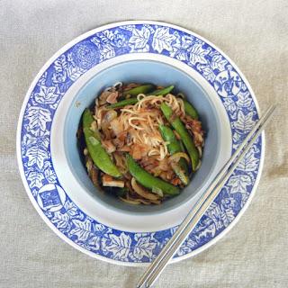 Soy Broth Noodles Recipes