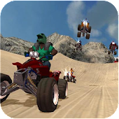 ATV 4WD Racing