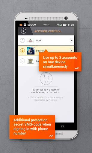 Secure messenger SafeUM 1.1.0.1281 screenshots 8