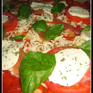 Pizza Margharita.