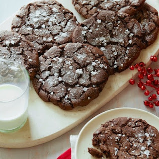Chocolate Diablo Cookies.