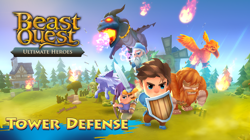 Code Triche Beast Quest Utimate Heroes APK MOD screenshots 1