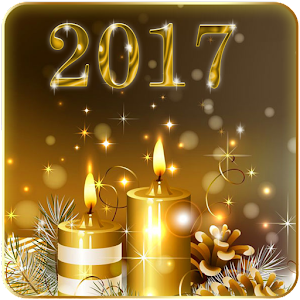 2017 gold christmas theme android apps on google play