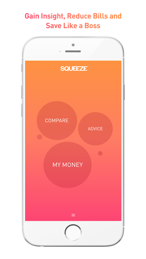 Squeeze - Money made simple- screenshot