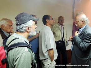 Photo: Primera ronda de visita guiada