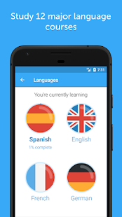 busuu - Easy Language Learning - náhled