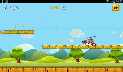 Super Crash Jump Bandicot