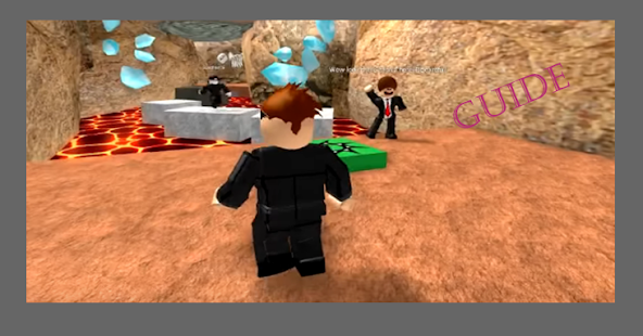 Guide ROBLOX ESCAPE SCHOOL OBBY - náhled